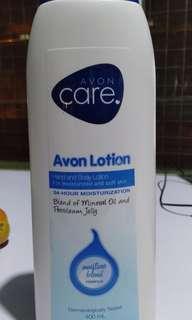 Avon Care Lotion