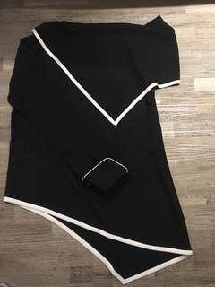 UNIQ BLACK TOP