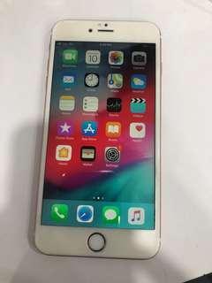 iPhone 6s Plus 256gb Rose Gold