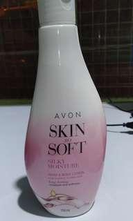 Skin So Soft Hand and Body Lotion