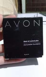 Ideal Oil Control Plus Dual Powder Foundation