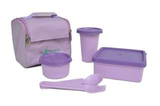 Travel  set the lady tulipware