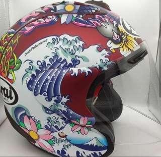 Helmet Arai Orienal Matt Red