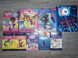 Hard Cover Children's Books