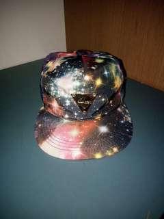 Galaxy cap