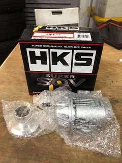 HKS BOV SUPER IV
