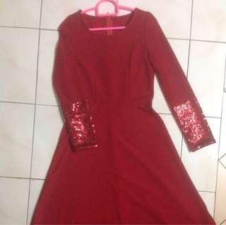 Dress for raya preloved