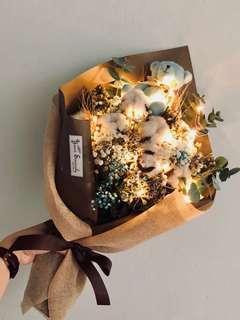 Rustic bouquet 💐// Graduation bouquet 👨🏻🎓