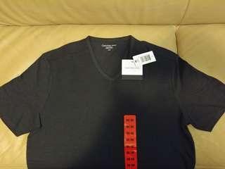 Calvin Klein 黑色 T-shirt