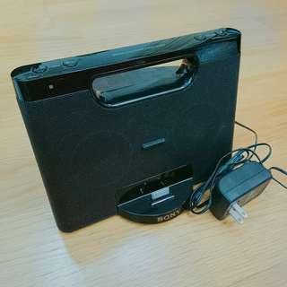 二手Sony手提音響 RDP-M7iP
