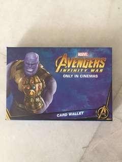 Card Wallet - Infinity War Avengers  #JulyPayDay