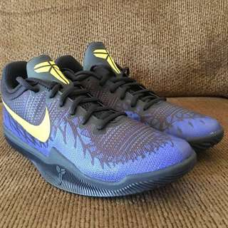 21b097a12bc3 Authentic Nike Boys  Mamba Rage Shoes (GS) (Size 7Y)