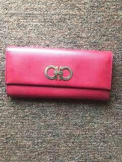 Salvatore Feragamo Long Wallet