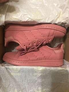 [BN] adidas originals stan smith pink