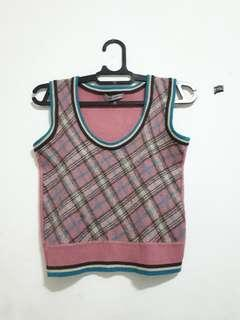 Korean Pink Tanktop