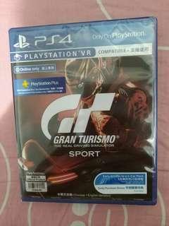 全新 PS4 GT sport 有特典