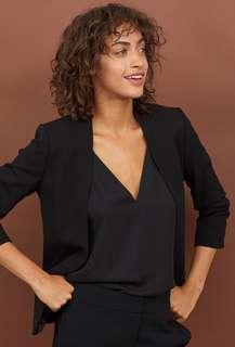 H&M Black Blazer (INCLUDING DELIVERY)