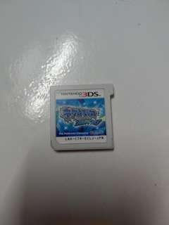 🚚 3DS 始源藍寶石 日版 遊戲片