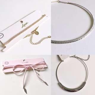 Lovisa Necklaces, Chokers
