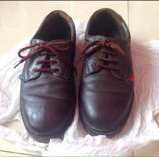Kickers Shoes (Genuine Leather)