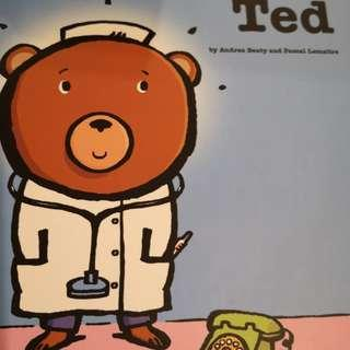 Picture Book Doctor Ted
