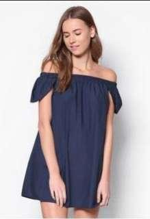 Zalora Collection Off Shoulder Dress