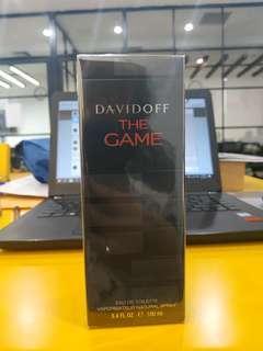 SALE PARFUM ORI DAVIDOFF THE GAME 100 ML