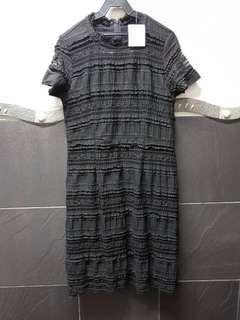 Brand new Una Rosa Black Dress