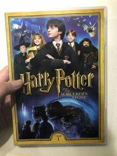 Harry Potter and The Sorcerer's Stone DVD (+ special feature)