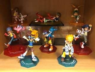 digimon figure megahouse mh