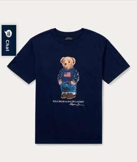 🚚 正品 POLO小熊短踢🐻