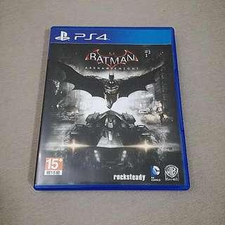 PS4 Batman Arkham Knight (For Swap Or Sell)