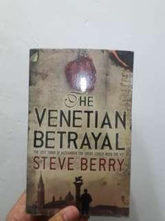 Books for sale! Venetian Betrayal