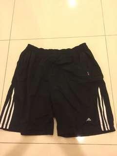 FREE MAIL! Adidas Shorts size XL