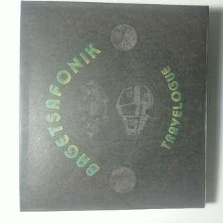 Bagetsagonic - Travelogue, OPM CD