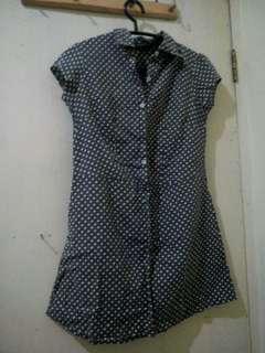 Long blouse simplicity