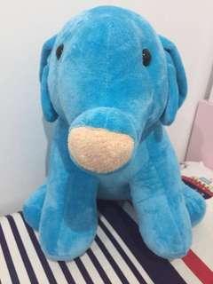 Boneka Gajah Jumbo