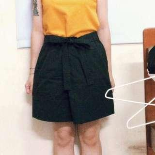 🚚 Gap蝴蝶結短裙