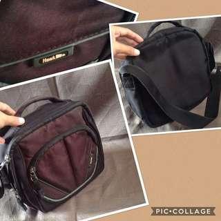 Authentic Hawk Crossbody Bag