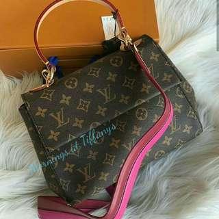 Louis Vuitton Cluny Bag