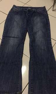Elle sport jeans saiz 38 RM20