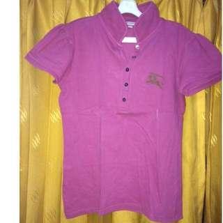 Polo Shirt Burberry
