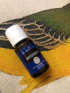 Young Living Wintergreen oil