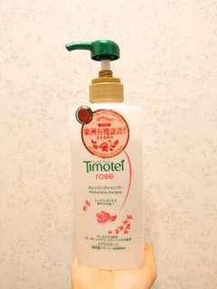 🚚 Timotei蒂沐蝶玫瑰保濕植萃洗髮精