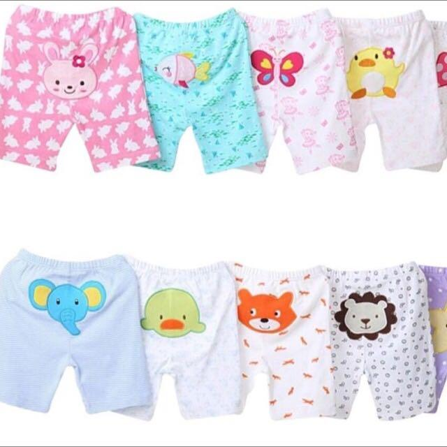 5 pcs shorts