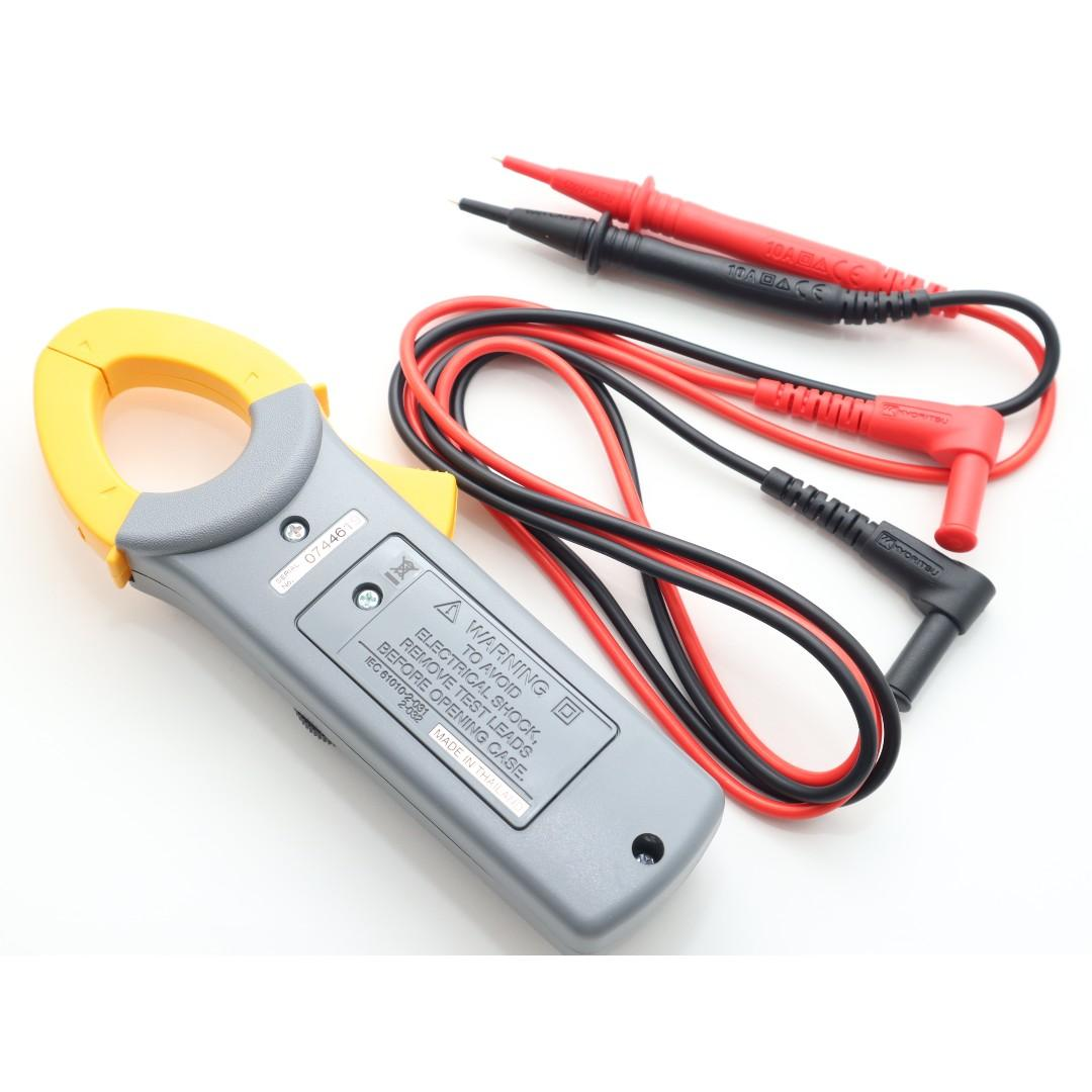 AC/DC Digital Clamp Meter
