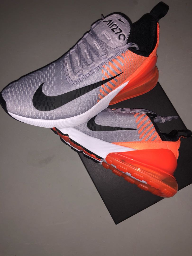 best website e1776 d8a9f Authentic Nike iD Mercurial (2010) Air Max 270, Men's Fashion, Footwear,  Sneakers di Carousell