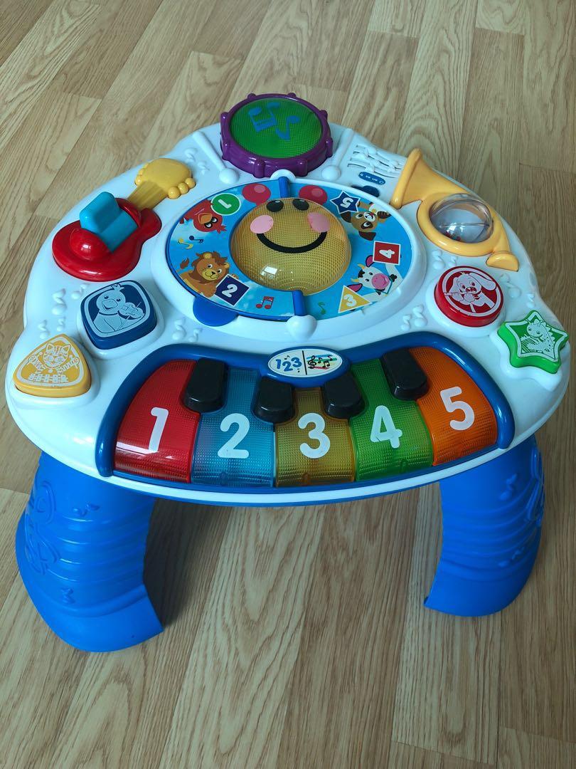 d77a9c354 Baby Einstein musical table