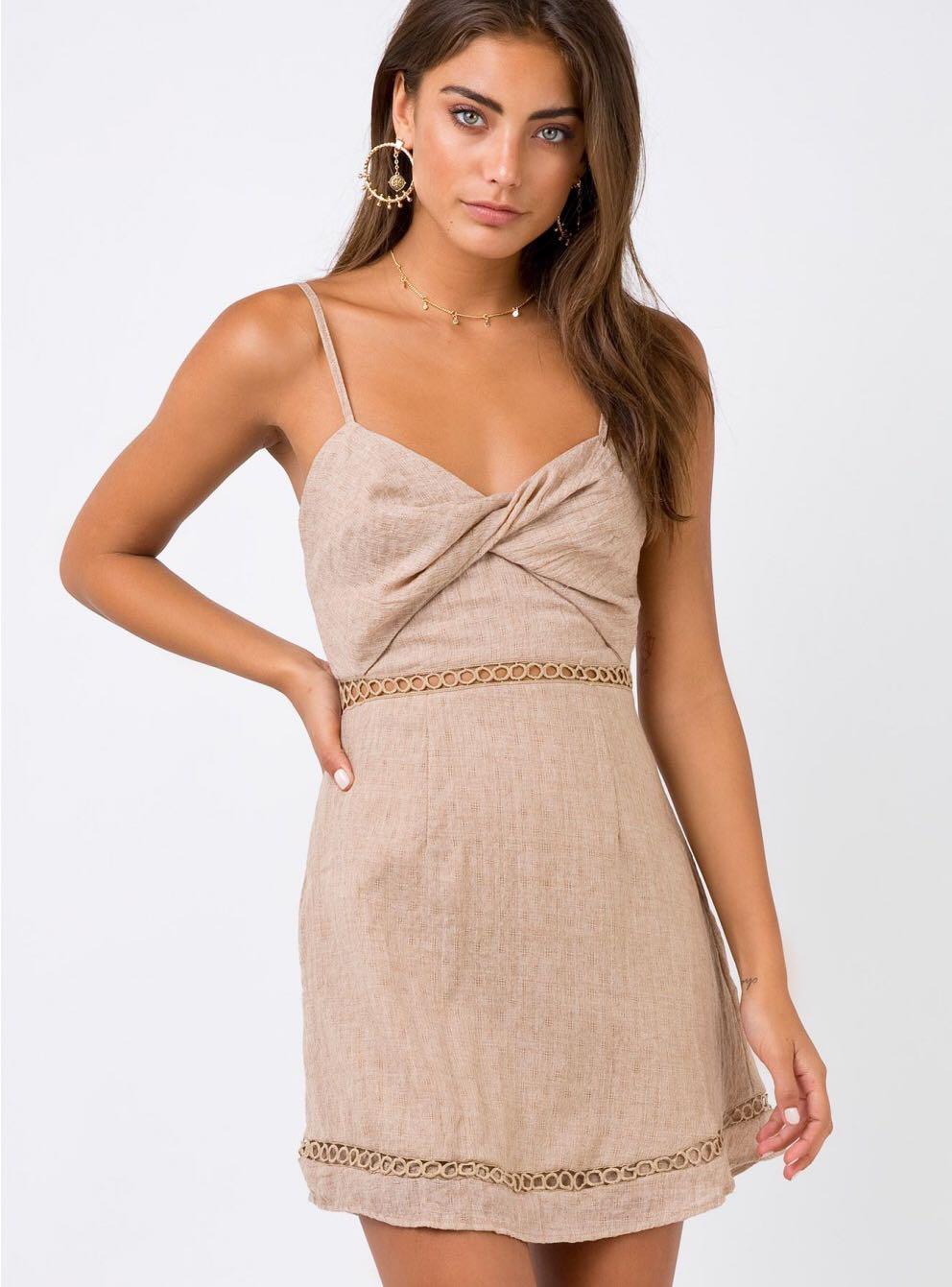 549d950791 BNWT Princess Polly Sky For Us Mini Dress