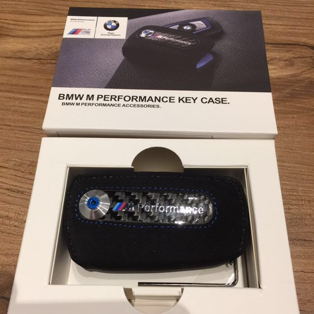 Brand New Bmw Car Key Holder Car Accessories On Carousell